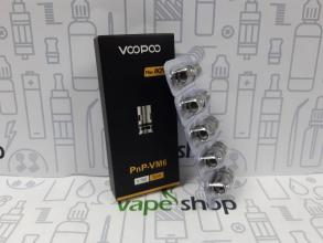 Испарители Voopoo Drag X/S Coil PnP-TM 2 0.8 Ом